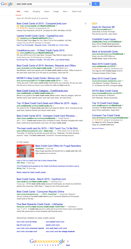 best credit cards - Google Search