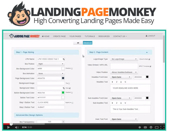 LandingPage-Monkey-Review-and-Download-TOP-Software