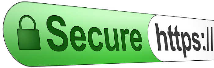 SSL encryption improves customer trust